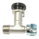 CALIBRATION VALVE-MILLED NUT