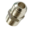 NIPPLE MALE, BEVEL 45° FOR COPPER PIPE