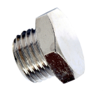 PLUG MALE CYLINDRICAL -3720-